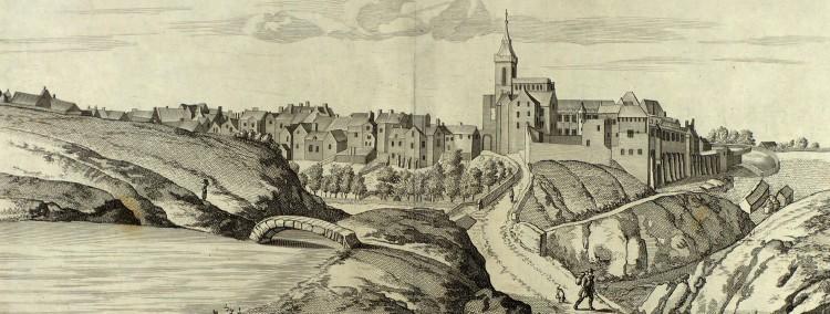 Slezer Dunfermline from west
